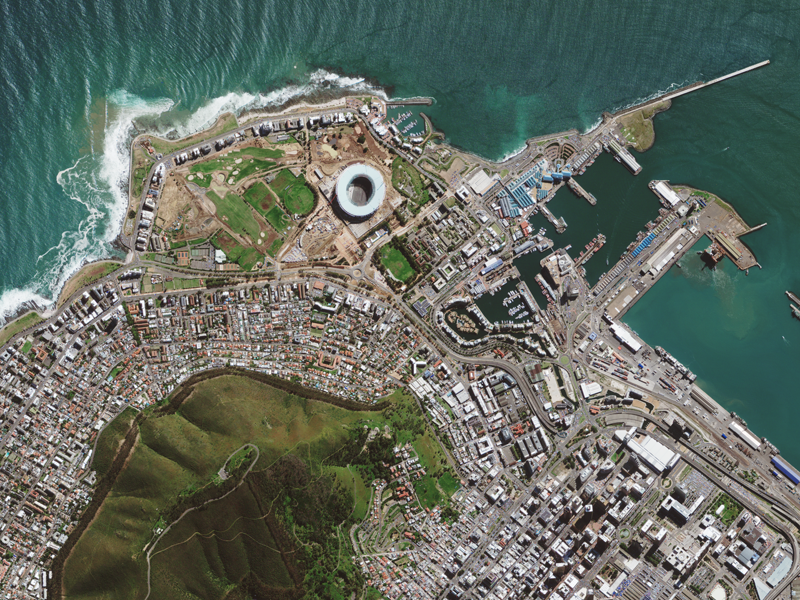 Image courtesy of GeoEye