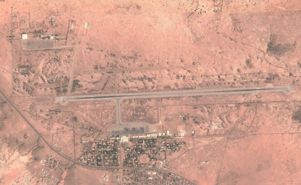 The Public Intelligence blog featured photos of drone outposts across Africa in a post earlier this year.