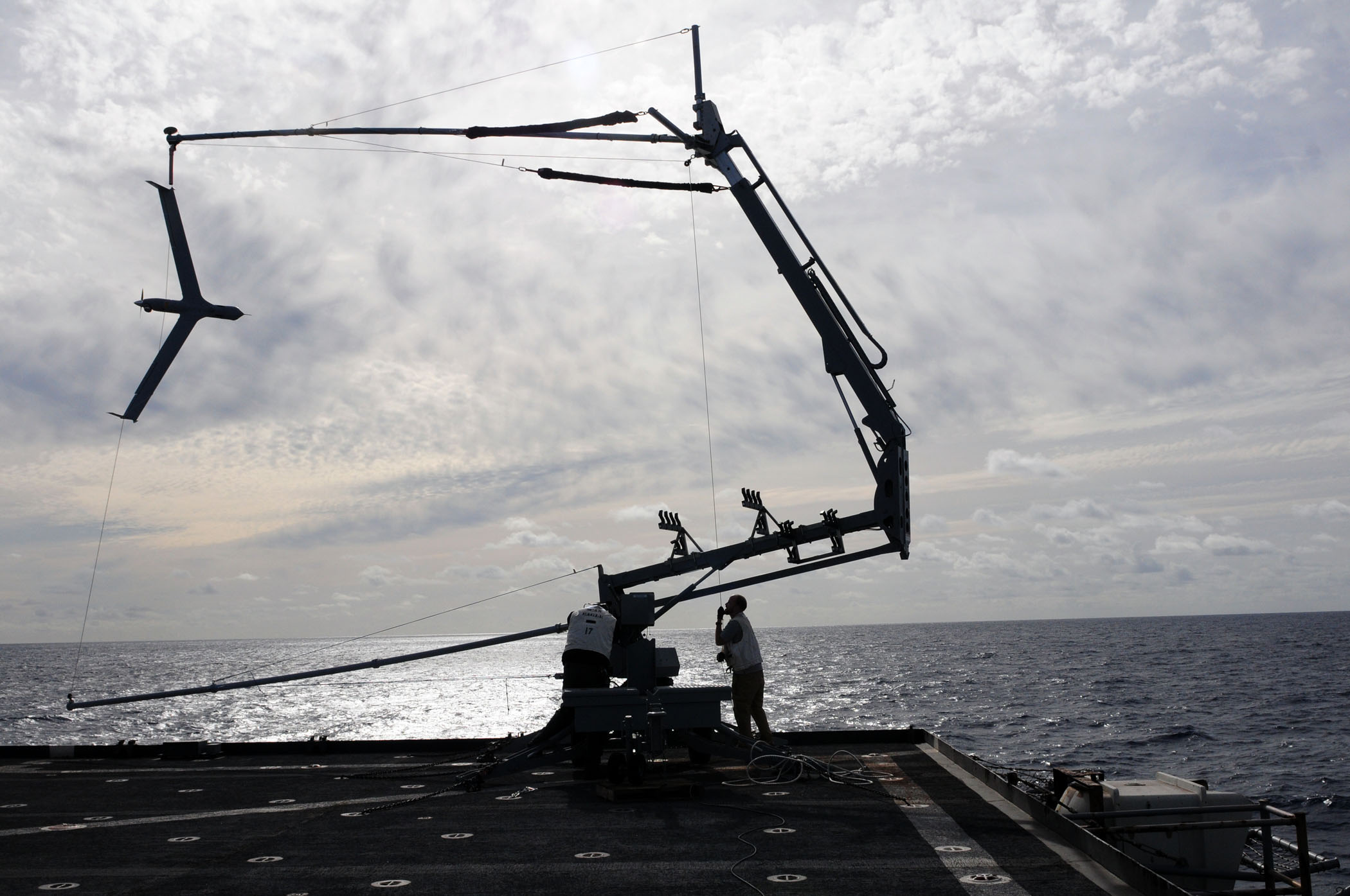 scaneagle a small drone making a big impact center for the study