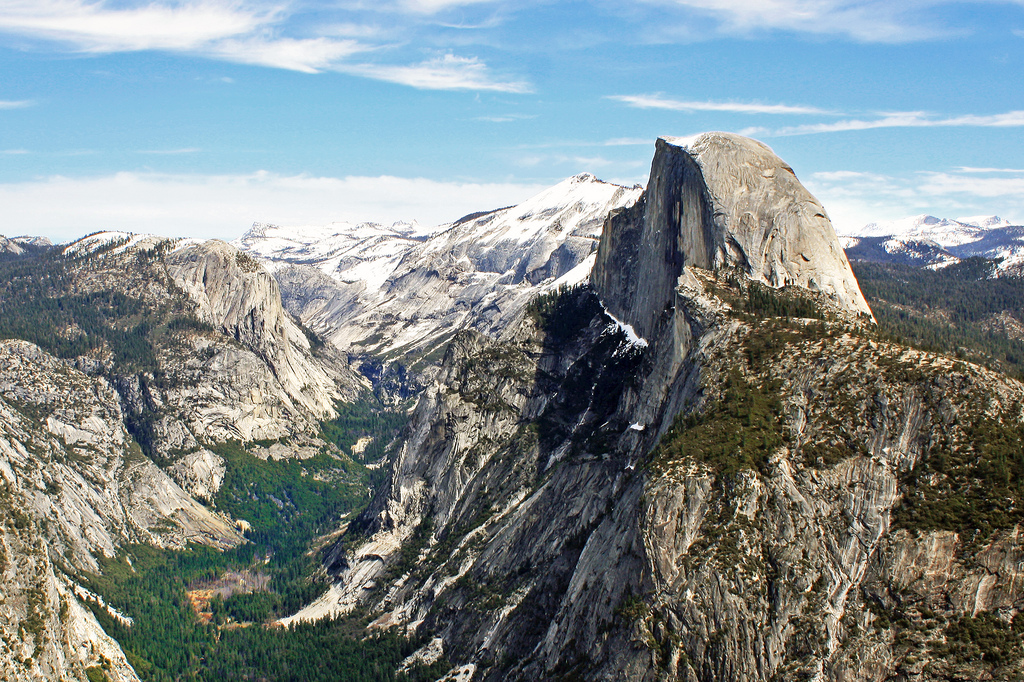 The Park Service banned drones from Yosemite National Park. Credit: Dimitri B. / Flickr