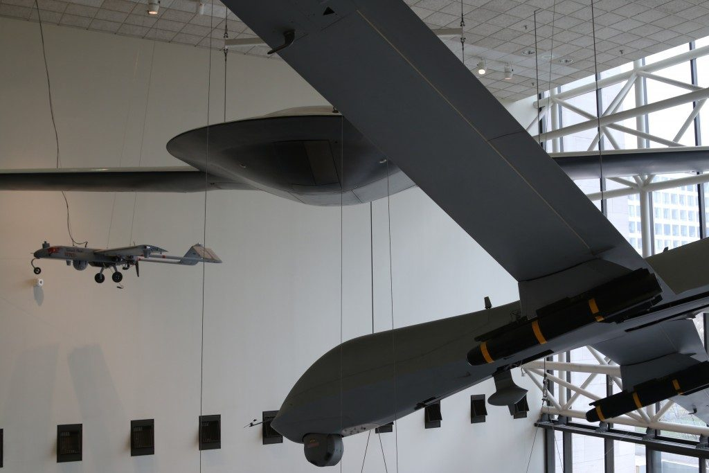 Drones In The National Air Space Museum