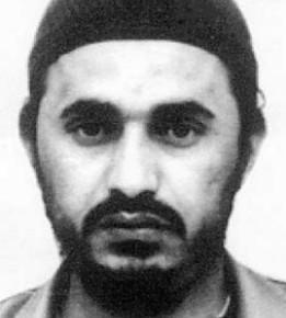 Abu Musab al-Zarqawi. Via: Wikimedia