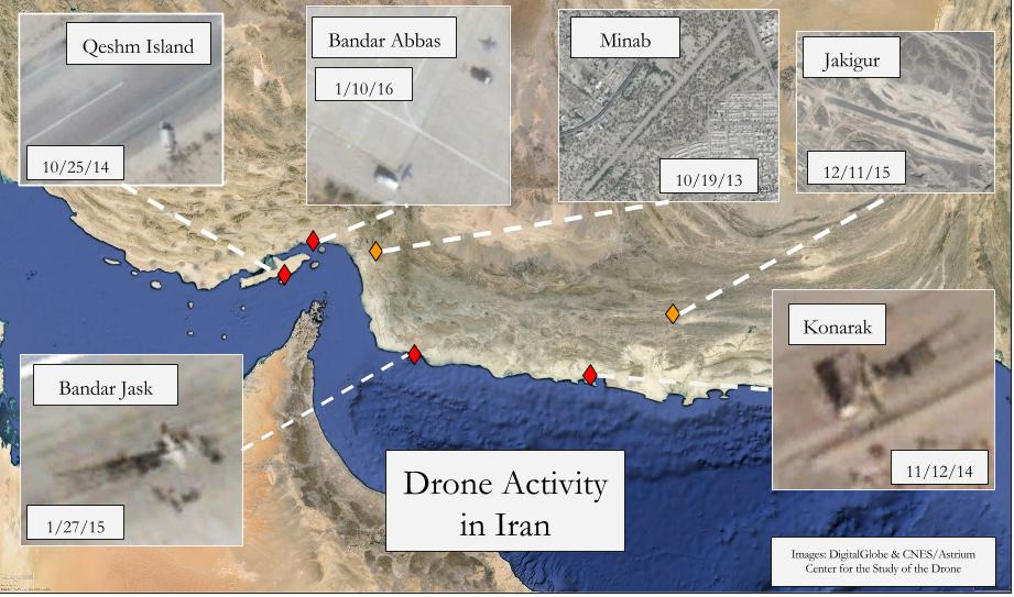 Drone Bases Updates Center for the Study of the Drone